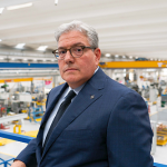 Massimo Potenza, Biesse Group's Co-CEO