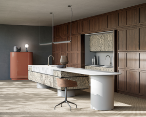 Lapitec, for the new L'Ottocento kitchen