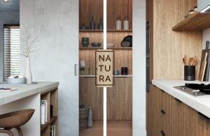 Colección de postformado Natura, de Transformad