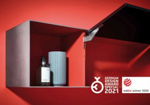 Kinvaro T-Slim, de Grass, gana un German Design Award