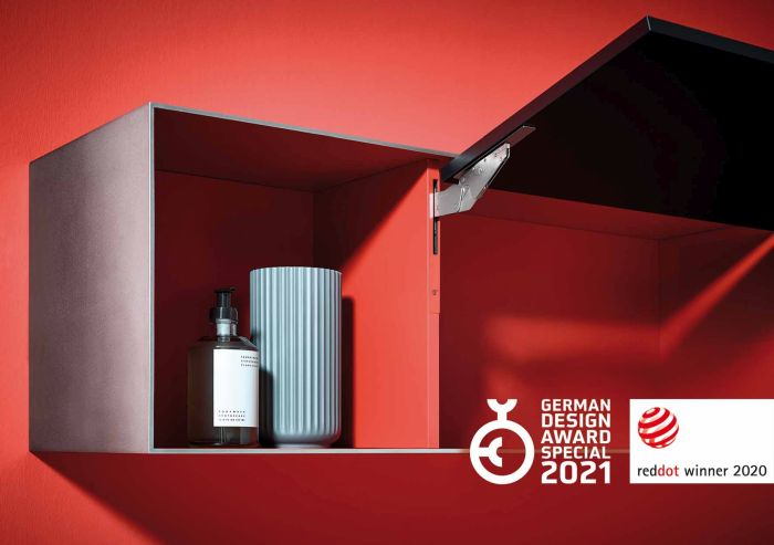 Kinvaro T-Slim, de Grass, gana un German Design Award