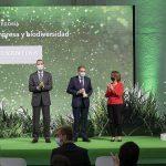 Levantina, reconocida en los Premios Europeos de Medio Ambiente a la Empresa