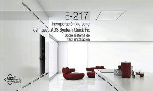 Campana E-217 de Pando