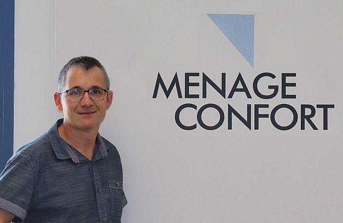 Pedro Tejedor Vela, responsable de Calidad y Medioambiente de Menage Confort.