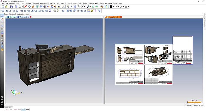 topsolid, programa TopSolid, Topsolid Wood, programa de diseño de cocinas, Prosolid 3D, software de cocina, diseño de cocinas, topSolid de Prosolid 3D