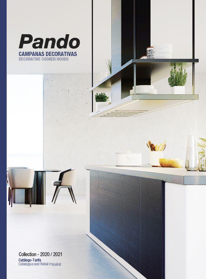 Catálogo 2020 2021 Pando