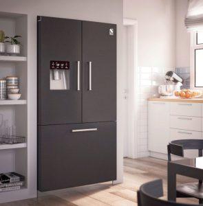 Frigoríficos French Door, de Steel