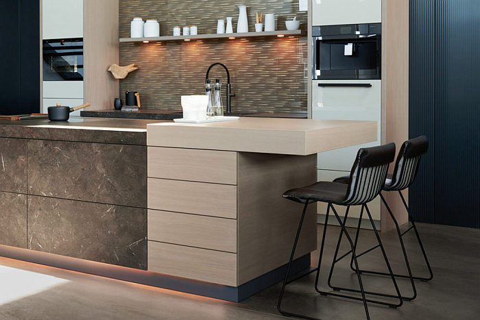 Inalco Umbra kitchen