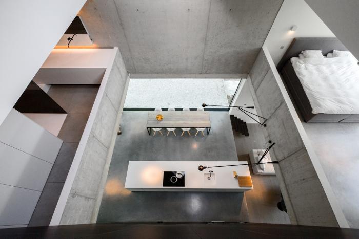 loft, Bora,Frederik De Smet, vivienda tipo loft