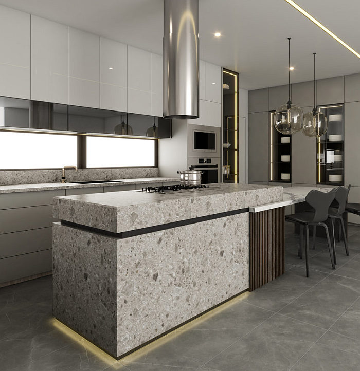 Inalco Iseo Kitchen