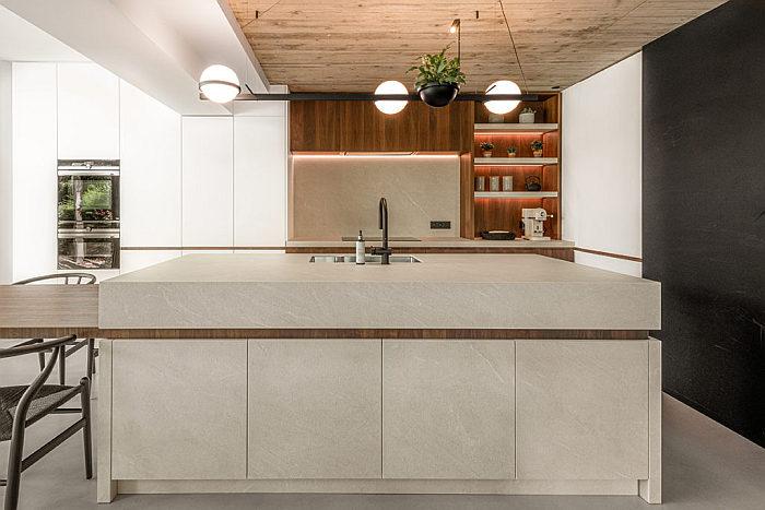Inalco Pacific kitchen