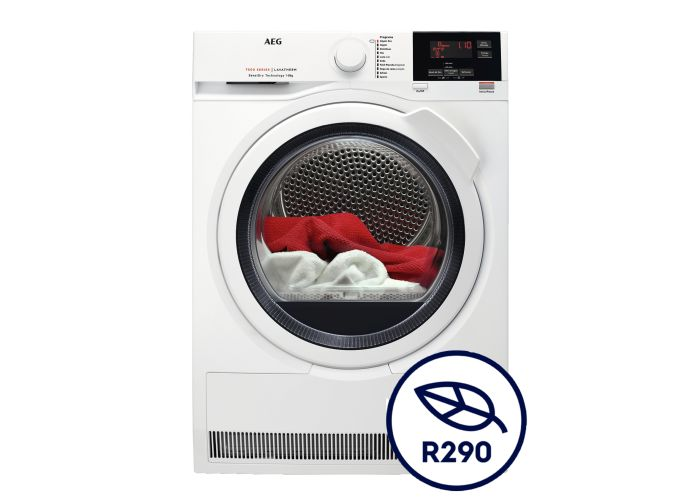 Secadora AEG refrigerante R290