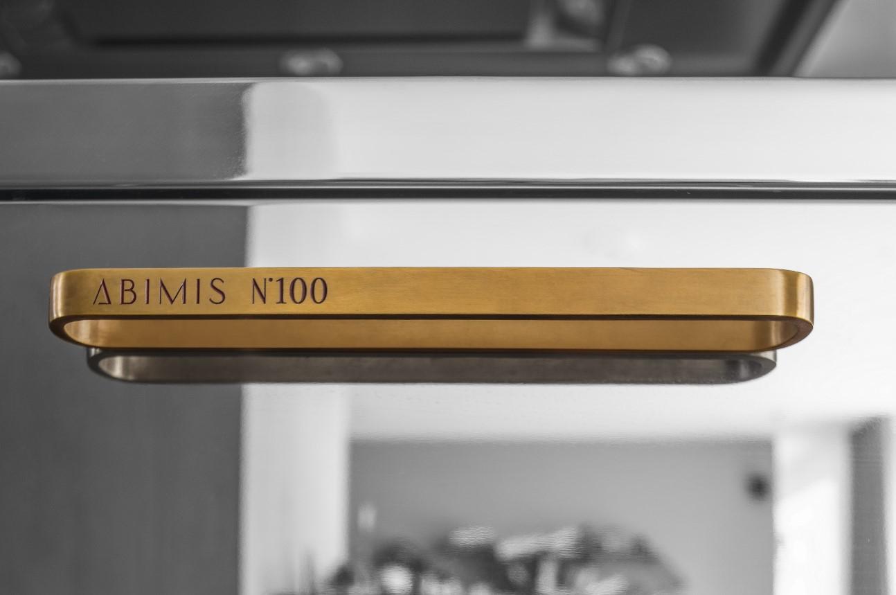 Ego nº 100, cocina Ego nº100 de Abimis, Abimis, Abimis Ego, Ego, cocina, cocina profesional