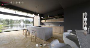 showroom online, piedra acrílica, superficies Hi-Macs, Hi-Macs