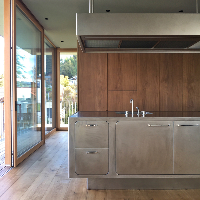 Abimis for a Private Home, Innsbruck - Project: Architect Philipp Schwab - Photo credits: Matteo Cirenei