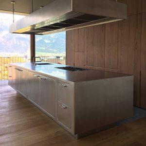 Créditos: Abimis for a Private Home, Innsbruck Project: Architect Philipp Schwab Photo credits: Matteo Cirenei