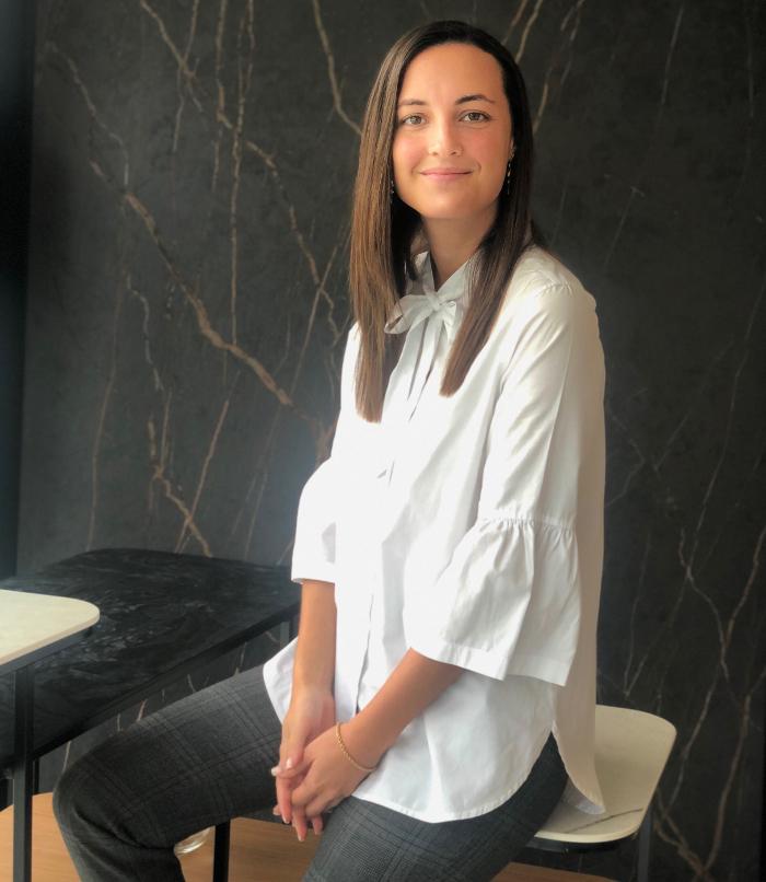 Miriam Llano,Cosentino, Emiratos Árabes Unidos ,Cámara de Comercio de España en EAU,Marketing Manager de Cosentino Middle East de Cosentino,