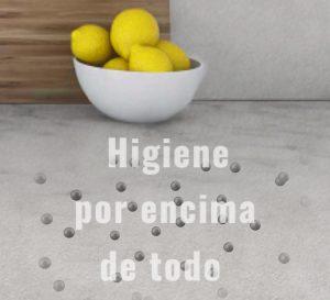 higiene cocina