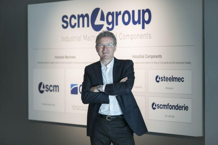 Marco Mancini CEO SCM Group