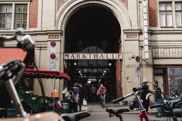 Next125, To Market We Go, Markthalle Neun