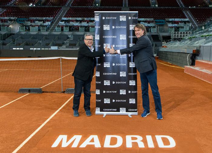 Mutua Madrid Open, sponsor principal