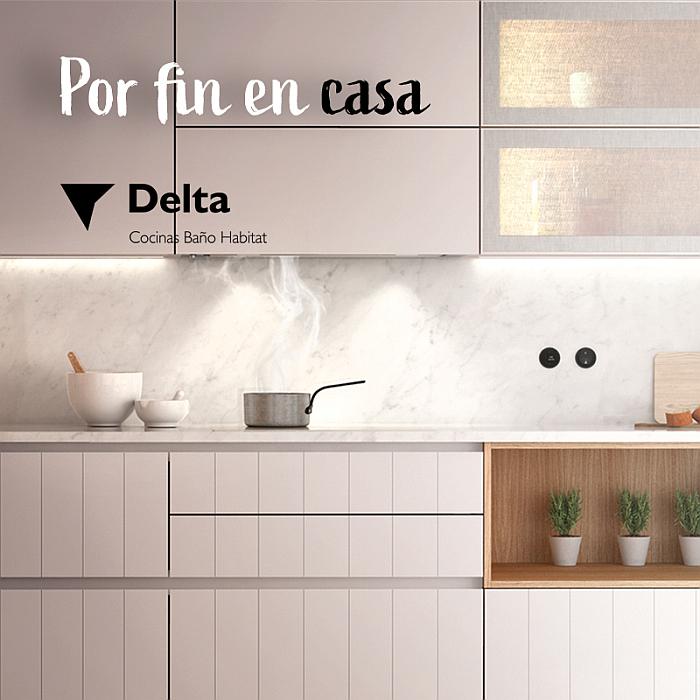 Delta Cocinas Casa Decor