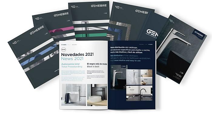 genebre catálogos 2021