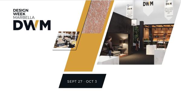 Design Week Marbella, DWM, interiorismo ,arquitectura