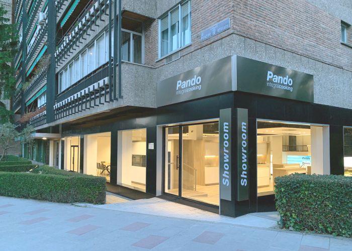 Pando Showroom Madrid