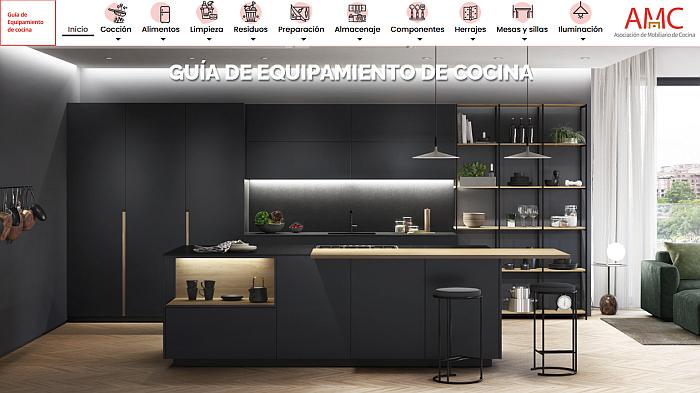Guía AMC Equipamiento cocina