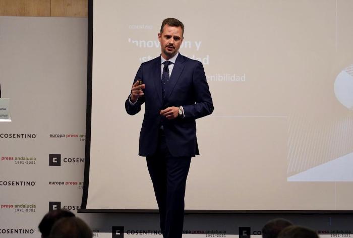 Cosentino, Innovación sostenible,  futuro competitivo en Andalucía