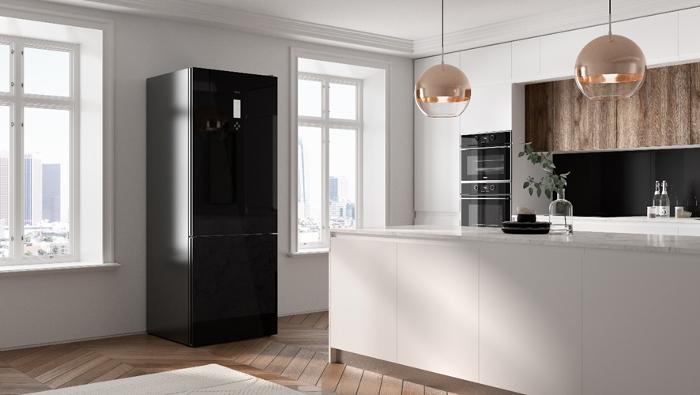 frigoríficos de cristal Combi Maestro de Teka, frigoríficos de cristal , Combi Maestro, Teka,