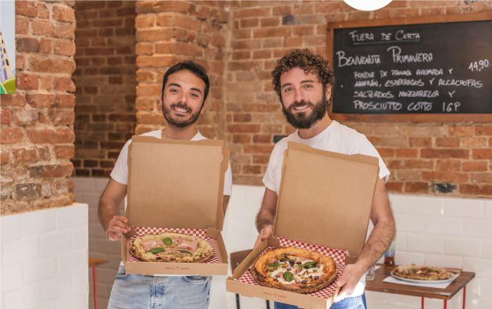 Teka Pizza Napolitana