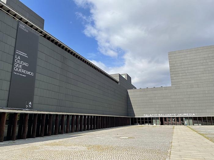 congreso arquitectura pamplona, cosentino arquitectura
