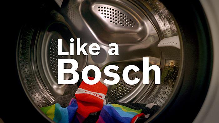 campaña LikeABosch